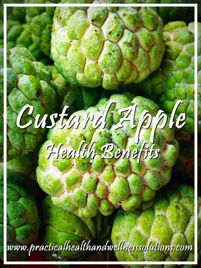 9 Essential Health Benefits of Custard Apple/Atis